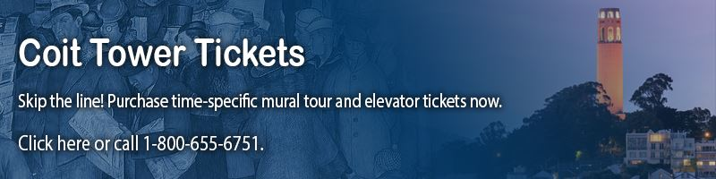 Skip the line! Purchase time-specific mural tour and elevator tickets now.
