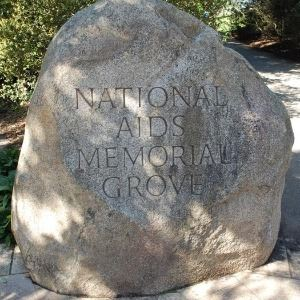 National AIDS Memorial Grove Boulder